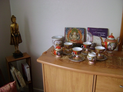 Livres et docs chambre Cie des Indes La Masana