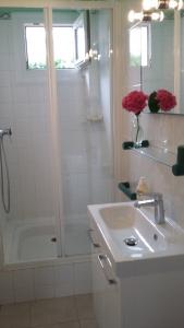 Salle de bains de la Suite