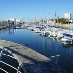 Entree Port de Plaisance Lorient