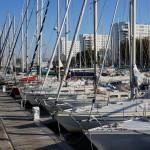 Bassin flots du Centre Ville Quai Rohan Lorient
