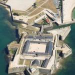 Citadelle Port Louis Morbihan