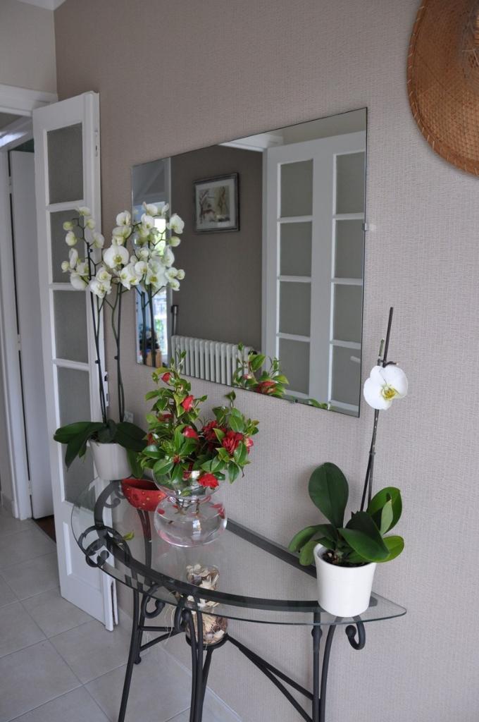 Entrée chambre d'hôtes La Masana