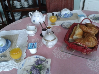 Petit-déjeuner gourmand à La Masana