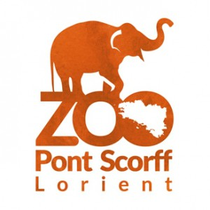 Logo Zoo Pont-Scorff