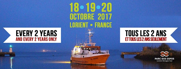 18 20 octobre 2017 itechmer salon professionnel de la p che for Salons professionnels 2017