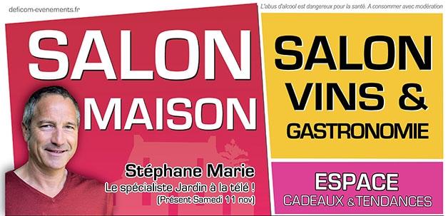 Salon maison vins gastronomie lorient 2017